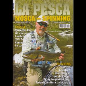 La pesca - Mosca e spinning - febbraio - marzo 2020 - n. 13 -