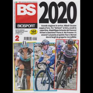 BS Bicisport - n. 2 - mensile - febbraio 2020 - 164 pagine