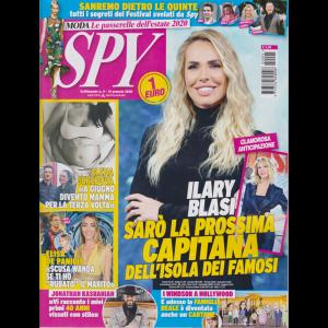 Spy - n. 5 - settimanale - 31 gennaio 2020