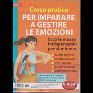 Riza Psicosomatica - Corso pratico per imparare a gestire le emozioni - n. 468 - febbraio 2020 -