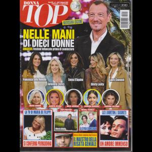Donna top - n. 1 - 1 febbraio 2020 - settimanale