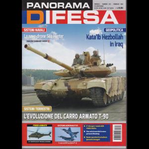 Panorama difesa - n. 393 - mensile - febbraio 2020