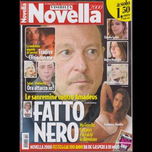 Novella 2000 - n. 6 - settimanale - 29 gennaio 2020