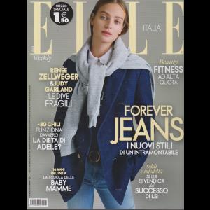 Elle - n. 4 - settimanale - 8/12/2020 -