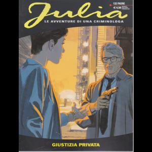Julia - n. 257 - mensile - febbraio 2020 - Giustizia privata - 132 pagine
