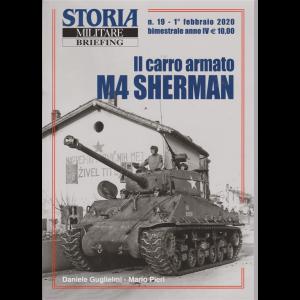 Storia militare briefing - n. 19 - 1° febbraio 2020 - bimestrale -