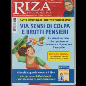 Riza Psicosomatica - n. 468 - mensile - febbraio 2020 + Il mio manuale di autoguarigione - 2 riviste