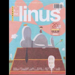 Linus - n. 2 - mensile - febbraio 2020 -