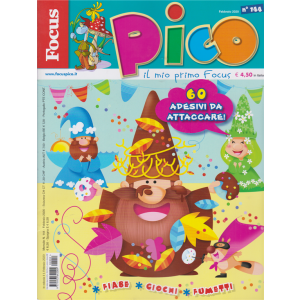 Focus Pico - n. 144 - febbraio 2020 - mensile