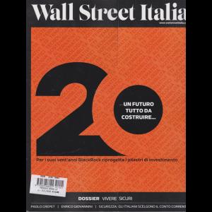 Wall Street Italia - n. 1 - mensile - 25/1/2020 -