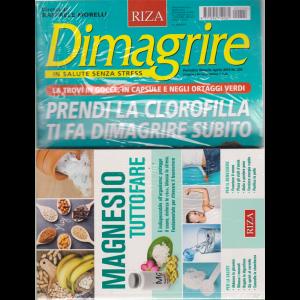 Dimagrire + il libro Magnesio tuttofare - n. 204 - mensile - aprile 2019 - rivista + libro
