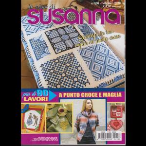 Le idee di Susanna - n. 358 - febbraio 2020 - mensile