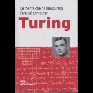 Geni della matematica - n. 3 - Turing - settimanale - 30 gennaio 2020 - copertina rigida