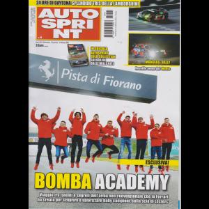 Autosprint - n. 4 - settimanale - 28 gennaio - 3 febbraio 2020
