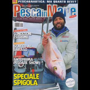 Pesca in  Mare - n. 2 - mensile - febbraio 2020 -