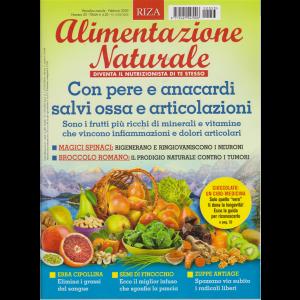 Alimentazione naturale - n. 53 - mensile - febbraio 2020 -