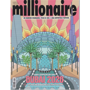 Millionaire - n. 2 - febbraio 2020 - mensile