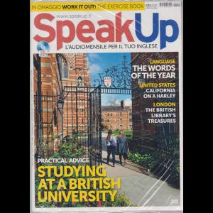 Speak Up - n. 419 - febbraio 2020 - mensile - rivista + cd audio