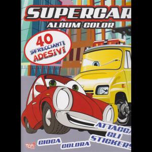 Supercar - album color - n. 28 - bimestrale - 23 gennaio 2020
