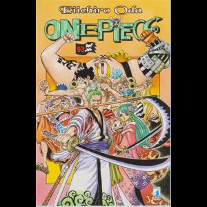 One Piece n. 93 - Young n. 309 - mensile- febbraio 2020 - edizione italiana