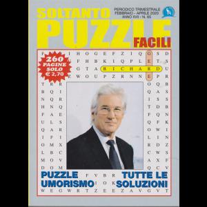 Soltanto puzzle facili - n. 65 - trimestrale - febbraio - aprile 2020 - 260 pagine