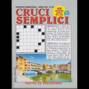 Cruci semplici - n. 95 - bimestrale - marzo - aprile 2020 - 68 pagine