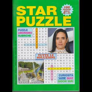Star puzzle - n. 306 - bimestrale - marzo - aprile 2020 - 100 pagine