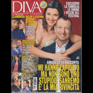 Diva e donna - n. 6 - 11 febbraio 2020 - settimanale femminile