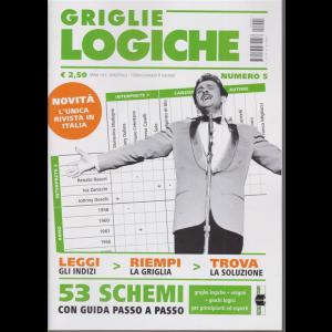 Griglie logiche - n. 5 - bimestrale - febbraio - marzo 2020 -