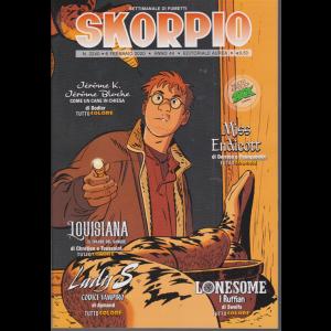 Skorpio - n. 2240 - 6 febbraio 2020 - settimanale di fumetti