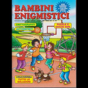 Bambini enigmistici - n. 108 - bimestrale - marzo - aprile 2020 - 52 pagine tutte a colori