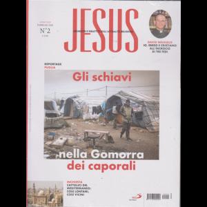 Jesus - n. 2 - febbraio 2020 - mensile