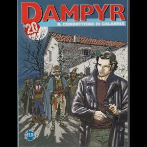 Dampyr - n. 239 - 5 febbraio 2020 - mensile - Il condottiero di Calabria