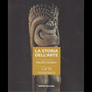 La storia dell'arte raccontata da Philippe Daverio - L'arte oceaniana - n. 50 - settimanale
