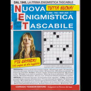 Nuova Enigmistica Tascabile - n. 2986 - febbraio - marzo 2020 - 100 pagine ad alta leggibilità - bimestrale