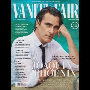 Vanity Fair - n. 6 - settimanale - 12 febbraio 2020 -