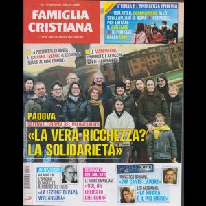 Famiglia cristiana - n. 6 - 9 febbraio 2020 - settimanale