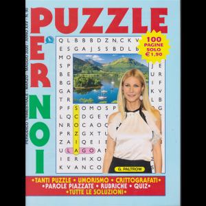Puzzle per noi - n. 90 - trimestrale - marzo - maggio 2020 - 100 pagine