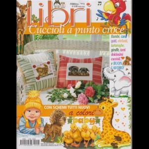 Libri Susanna - Cuccioli a punto croce - n. 25 - febbraio 2020 - trimestrale -