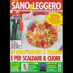 Sano & leggero - n. 2 - febbraio 2020 - mensile
