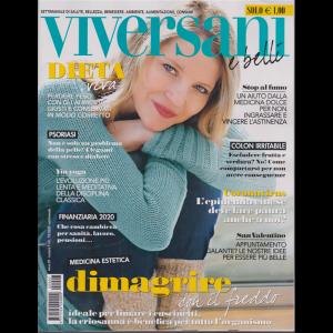 Viversani e belli - n. 7 - 7/2/2020 - settimanale