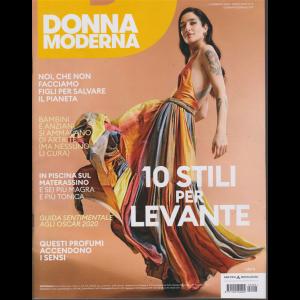 Donna moderna - n. 8 - 6 febbraio 2020 - settimanale