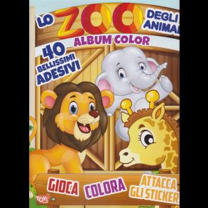 Lo zoo degli animali - Album color - n. 37 - bimestrale - 16 gennaio 2020 -