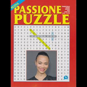 Passione puzzle - n.52 - trimestrale - marzo - maggio 2020 -