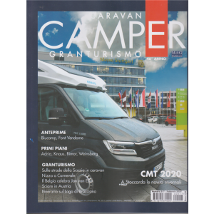 Caravan e Camper Granturismo - n. 517 - febbraio 2020 - mensile