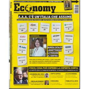 Economy - n. 31 - mensile - febbraio 2020