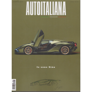 Autoitaliana - n.2 - bimestrale - 1/2/2020