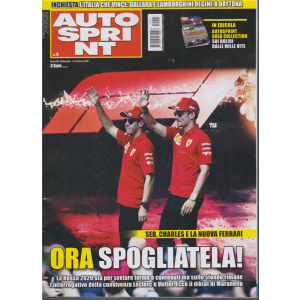 Autosprint - n. 5 - settimanale - 4/10 febbraio 2020