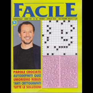 Facile - bimestrale - n. 88 - aprile 2020 - 100 pagine