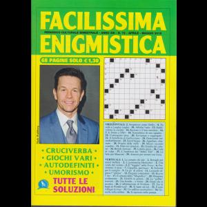 Facilissima Enigmistica - n. 72 - aprile - maggio 2019 - bimestrale  - 68 pagine